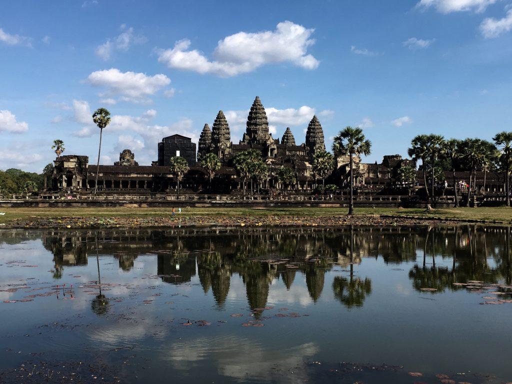2017年12月|カンボジアとラオス両方の遺跡を見に行くついでにシーパンドンでまったり