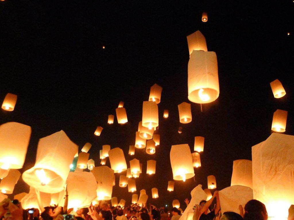 2015年11月|思い付きでバンコク行きを予約したらお祭りだった